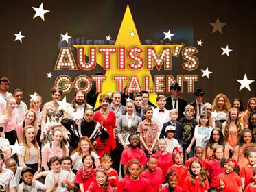 Autism's got talent